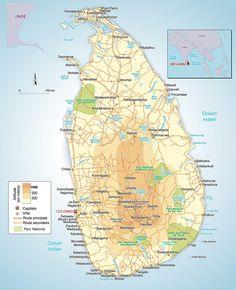 Voyage Sri Lanka, Road Trip, Travel And Leisure, Capital City, Tour Guide, Tours, Island, How To Plan, Dutch