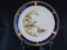 Check out this item in my Etsy shop https://www.etsy.com/listing/471777587/tranquil-glen-salad-plate-keltcraft