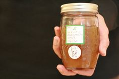 Elderflower Cough Syrup