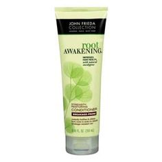 Root Awakening Strength Restoring Conditioner for Breakage Prone Hair by John Frieda * You can get more details by clicking on the image. Oily Scalp, Hair Painting, Hair Conditioner, Hair Care Tips, Dry Shampoo, Dry Hair, Beauty Hacks, Beauty Tips, Hair And Nails