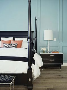 Four Poster Beds - Bedroom Furniture Ideas - Good Housekeeping