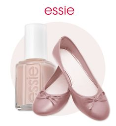 Let the color celebration begin! Enter for a chance to win a luxury collection of designer ballet flats, inspired by essie's beloved 'ballet slippers'.