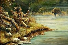 native american indian art pictures - Google Search