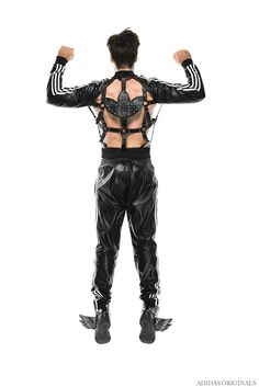 Adidas Originals by Jeremy Scott Delivers Zany Fun for Fall/Winter 2014 Collection image Adidas Originals Fall Winter 2014 Collection Men Jeremy Scott 004