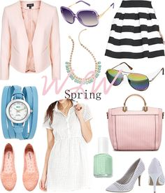 Shop these Spring must-have on FMB...love the pastels