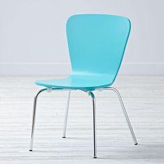 Little Felix Azure Kids Chair