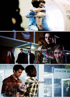 Teen Wolf - By remembering Stiles. We have to remember everything.
