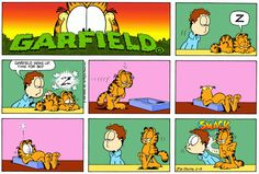 Garfield & Friends | The Garfield Daily Comic Strip for February 15th, 1998