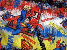 DC Comics Superman Blanket