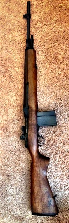 My Springfield Armory M1A SUPERMATCH