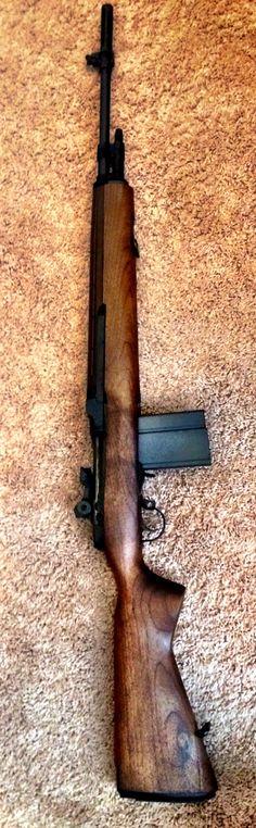 My Springfield Armory M1A SUPERMATCH