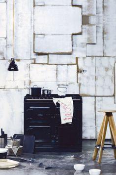 Cardboard wallpaper inspo...