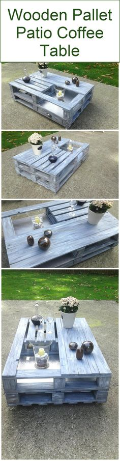 wooden-pallet-patio-coffee-table