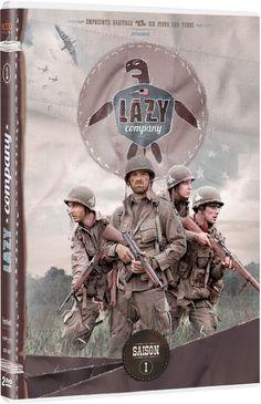 Lazy Company - Saison 1 - DVD