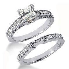 1.50 Karat Diamantringe *Exclusivset No.33*