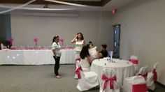 Decor for sweet 16