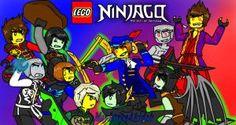 Lego ninjago #895 by MaylovesAkidah