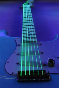 DR Strings Neon Phosphorescent Green Electric Guitar Strings