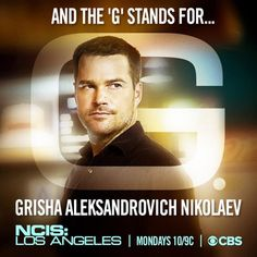 chrisodonnell:Well it was my second guess. #ncisla