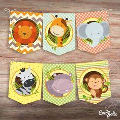 Baby Shower Varon Jirafa Ideas For 2019 Baby Shower Brunch, Boy Baby Shower Themes, Baby Shower Favors, Baby Boy Shower, Baby Shower Gifts, Jungle Party, Safari Party, Safari Theme, Elephant Theme