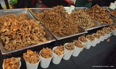 Food, undoubtedly, plays a central role in Filipino culture. With each region of the Philippines having its own specialty dish, wouldn't it be nice to have the different flavors of the countr… Regions Of The Philippines, Sm Mall Of Asia, Filipino Culture, Filling Food, Food Spot, Zumba, Seafood, Dishes, Cooking