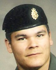 Army Sgt. Michael T. Seeley.  Died October 30, 2006. Serving During Operation Iraqi Freedom  27, of Fredericton, New Brunswick, Canada; assigned to the 2nd Battalion, 8th Infantry Regiment, 2nd Brigade Combat Team, 4th Infantry Division, Fort Hood, Texas; died in Baghdad, Iraq, from injuries sustained when an improvised explosive device detonated near his vehicle.