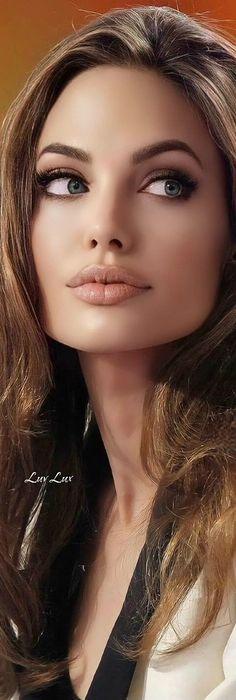 Beautiful eyes Angelina Jolie Eyes, Angelina Jolie Pictures, Most Beautiful Eyes, Gorgeous Women, Adriana Lima Lingerie, Model Face, Jolie Photo, Tips Belleza, Beauty Full Girl