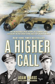 Editor's Pick #Book Review – A #Higher Call http://www.seniorsecurity.com/editors-pick-book-review-a-higher-call.html