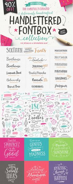Nicky Laatz fonts are my favorite and this bundle is an amazing deal! (Affiliate Link) (You Are My Favorite) Calligraphy Fonts, Typography Fonts, Font Design, Graphic Design, Police Font, Typographie Inspiration, Doodles, Cricut Fonts, Tips & Tricks