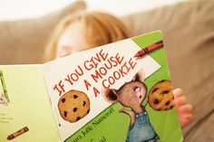 If You Give a Mouse a Cookie printables