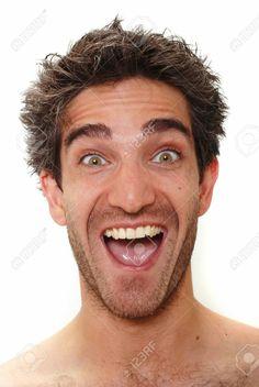 Een blij gezicht voor de andere kant van mijn masker deze heb ik gekozen omdat hier de blije emotie duidelijk te zien is.
