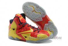 best service b455d 2151b For Wholesale 2013 Nike Lebron James 11 Forging Iron Orange Grey