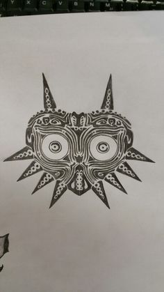 #Majora's Mask #Dark