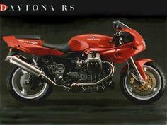 moto guzzi   | Moto Guzzi Daytona RS
