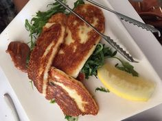 Haloumi!! - Zak's Restaurant, Restaurants, West Lakes, SA, 5021 - TrueLocal