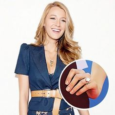 Blake Lively does have every right to flaunt her superb engagement ring. Find the best for your lady love at IceCarats.com.  #icecarats #jewelry #fashion #accessories #jewelryjunky #latestfashion #trending #fashiontrends #affordablefashion #lookbook #fashionbloggers #bloggerstyle #bestseller #instaglam #instastyle #jewelrylover #streetstyle #jewelrytrends #dailyinspo #romantic #fashionkilla #fashionstory #hollywoodengagements #classy #jewelryaddiction #blakelively #ryanreynolds…