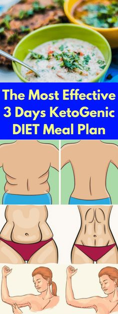 The Most Effective 3 Days KetoGenic DIET Meal Plan - Workout Hit burn fat cream