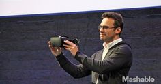 Oculus VR finally debuted the long-awaited consumer version of Oculus Rift, the virtual reality headset, at a media event in San Francisco on Thursday.