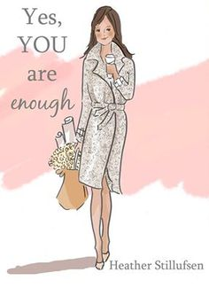 Rose Hill Design  Yes, You Are Enough