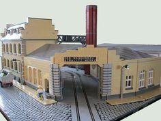 Waggonbau #train #construction