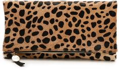 must have: pop of animal print