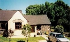 A wonderful 4 star Holiday Cottage in Trefin Pembrokeshire. Satellite Maps, Apple Tree, South Wales, Cottages, Shed, Outdoor Structures, Cabin, House Styles, Holiday