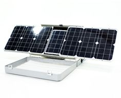 sunsocket, follow-the-sun package. I'd like one without the built-in battery or inverter!
