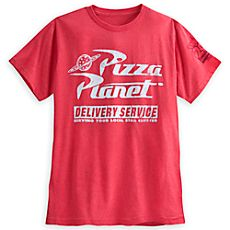 Pizza Planet Tee for Adults - Toy Story