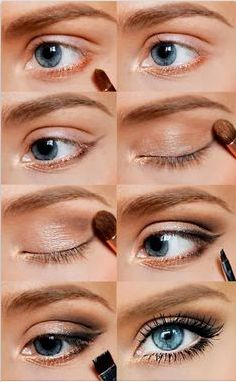 Make up tips for a round face. | Contours, Face and Makeup