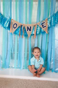 """Finding Nemo Birthday Party 