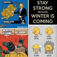 The New Witty's: Game of Thrones funnies