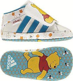 Winnie Pooh #babyschuhe