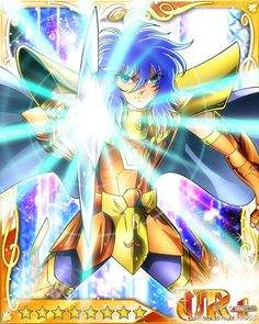 Saint Seiya Ultimate Wars Thanks, rikko83