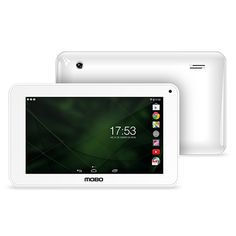 """TABLET MOBO MT7-442D BLANCA (ANDROID 4.2 / 7"""" / WIFI / DOBLE CAMARA )."""